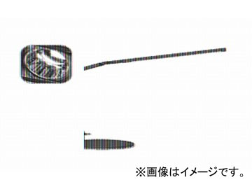 ナイキ/NAIKI LEDスタンド マットブラック HL3001D-MBK