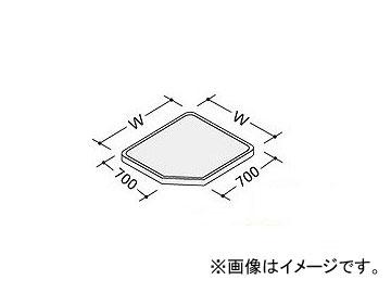 ナイキ/NAIKI コーナー天板 ローパーティションBP型用 BDU-C10D 1000mm