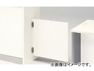 ナイキ/NAIKI リンカー/LINKER スイングドア ハイカウンター用 ホワイト XCSD0660-H