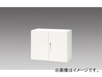 ナイキ/NAIKI リンカー/LINKER 両開き書庫 クリアホワイト CW-0907K-WW 899×450×700mm