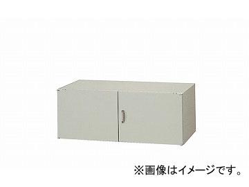 ナイキ/NAIKI ネオス/NEOS 両開き書庫 ウォームホワイト NWS-0904KK-AW 899×400×350mm