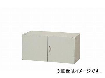 ナイキ/NAIKI ネオス/NEOS 両開き書庫 ウォームホワイト NW-0940KK-AW 899×450×400mm