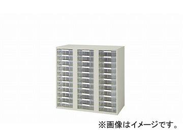 ナイキ/NAIKI ネオス/NEOS トレー書庫 下置用・深型A4・3列11段 ウォームホワイト NW-0909ALL-AW 899×450×900mm
