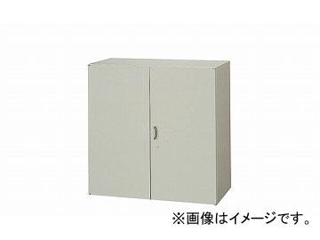 ナイキ/NAIKI ネオス/NEOS 両開き書庫 ウォームホワイト NWS-0809K-AW 800×400×900mm