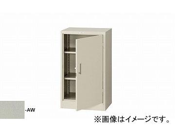 ナイキ/NAIKI 片開き書庫 4号 ウォームホワイト K736N-AW 515×380×880mm