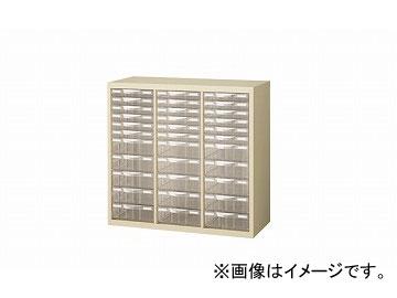 ナイキ/NAIKI パンフレットケース A4コンビ3列11段 SMC356LS-A4 777×340×750mm