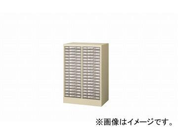 ナイキ/NAIKI パンフレットケース B4浅型2列18段 STD218S-B4 595×400×880mm