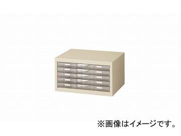 ナイキ/NAIKI パンフレットケース A3浅型1列5段 STW105S-A3 490×400×282mm
