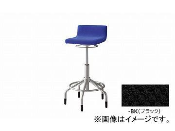 ナイキ/NAIKI ハイチェアー キャスターなし ブラック E267F-BK