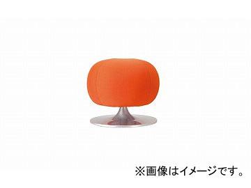 ナイキ/NAIKI ロビーシリーズ01 ロビーチェアー オレンジ RC01F-OR 420×420×380mm
