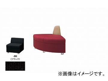 ナイキ/NAIKI Rコーナーチェアー ブラック ZRE42RC-BK 690×690×590mm