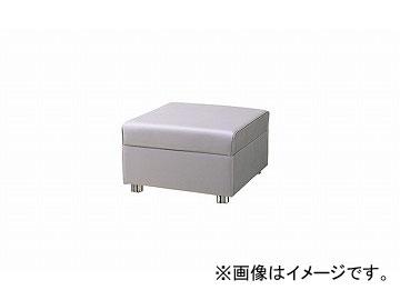 ナイキ/NAIKI スツール ライトグレー ZRE43ST-LGL 590×690×360mm