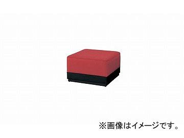 ナイキ/NAIKI ロビーシリーズ100 スツール レッド RC1001ST-RE 660×690×400mm