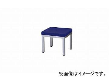 ナイキ/NAIKI ロビーシリーズ103 ロビーチェアー 1人掛 ダークブルー RC1031F-DBL 480×480×420mm