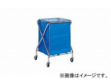 ナイキ/NAIKI ダストカート 大 ブルー DC101-BL 664×646×915mm