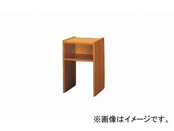 ナイキ/NAIKI 電話台 チーク TS82-T 450×400×700mm
