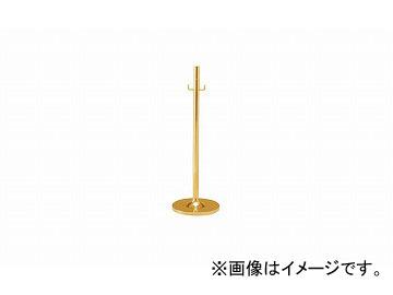 ナイキ/NAIKI パーティションスタンド ゴールド PST01-GO 300×300×900mm
