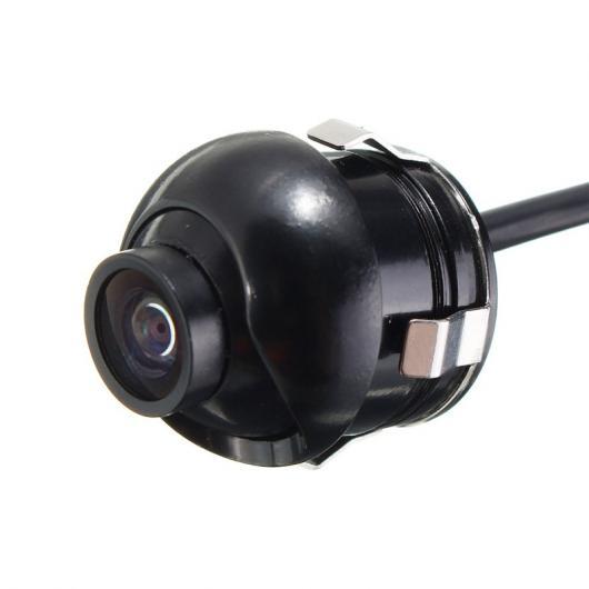 AL カー用品カメラ ミニユニバーサルナイトビジョン防水HD CCD カー リアビューカメラ パーキング バックアップカメラ170度 AL-AA-1624