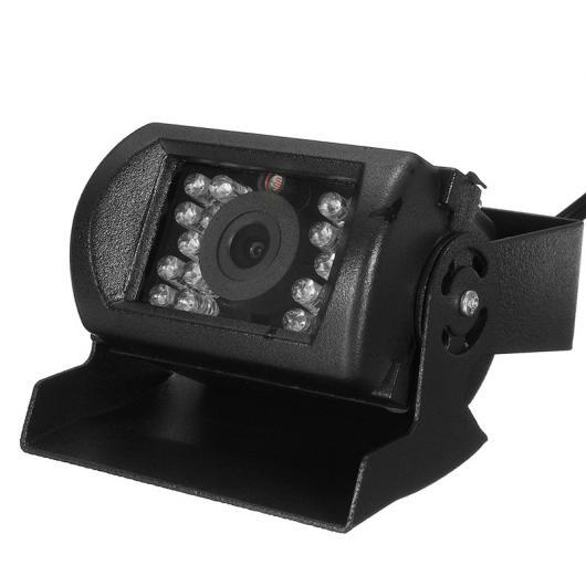 AL カー用品カメラ 12 24ボルト カー リアビュー リバース カメラ18 LED IR トラック ローリー リバース カメラ防水ナイトビジョン AL-AA-1680