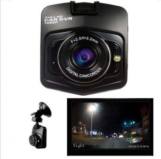 AL 2.4 ″フルHD 1080P カー DVR オート ビデオカメラドライビング レコーダー ナイトビジョン Gセンサー ブラックボックス 車載カメラ 選べる2カラー AL-AA-1710