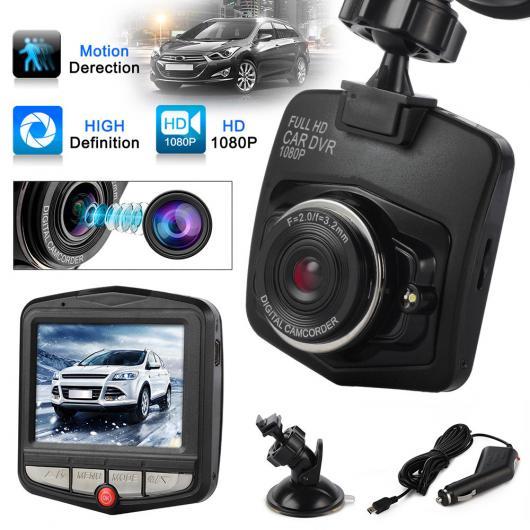 AL 2017 ミニ カー DVRカメラGT300ビデオカメラ 1080P フルHDビデオ パーキング レコーダー Gセンサー 車載カメラ CY737-CN 選べる2カラー AL-AA-1722