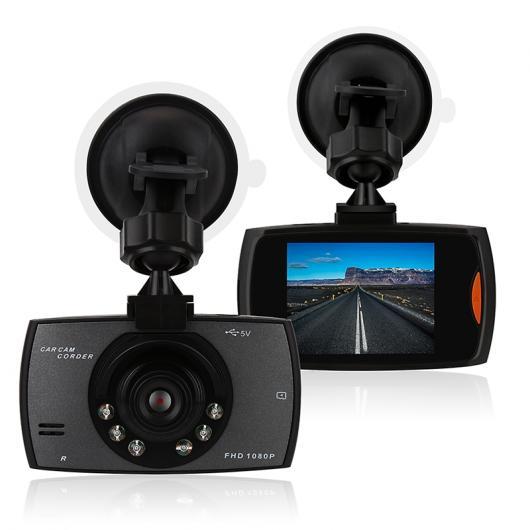 AL カー カメラ レコーダー 2.4 ″ DVRフルHD 1080P G30 モーション検出ナイトビジョンGセンサー 車載カメラ CSL2017 グループ3 AL-AA-1738