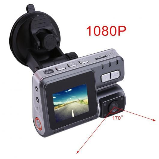 AL カー用品カメラ 140度広角高精細1280*720 P カー DVRカメラタコグラフGセンサーサポートナイトビジョンループ記録 AL-AA-1740