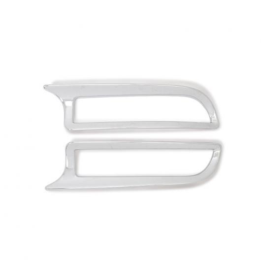 AL 車用メッキパーツ トヨタ エスティマ タラゴ 2016 ABS クロームリアテール フォグ ライトランプ モールディング ガーニッシュ カバー トリムカーアクセサリートリム 2ピース AL-AA-4891