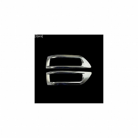 AL 車用メッキパーツ トヨタ エスティマ カー オート カバー スタイリング タラゴ 2016 2017 ABS クロームサイドウイングフェンダーバックミラードアミラートリム AL-AA-4856
