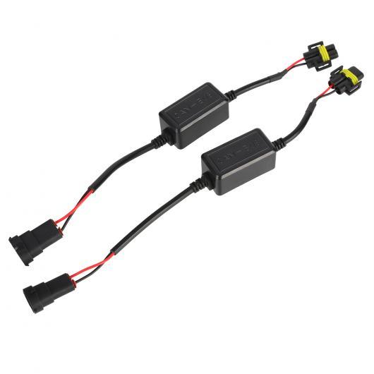 AL キャンセラー H11 H8 EMC カー LED HID デコーダ CAN-BUS ヘッドライト フォグ ライト DRL IC エラーなし 負荷抵抗 ちらつきなし ワーニング AL-AA-5787