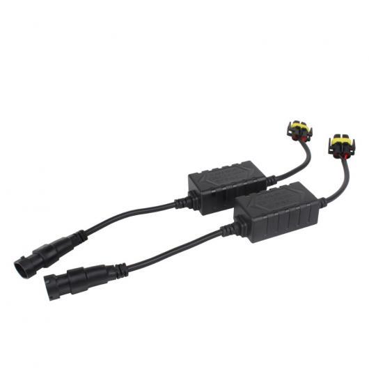 AL キャンセラー H11 H8 H9 880 881 H27 LED デコーダ CAN-BUS EMC ワーニング コンデンサアンチフリッカー抵抗 ヘッドライト AL-AA-5815
