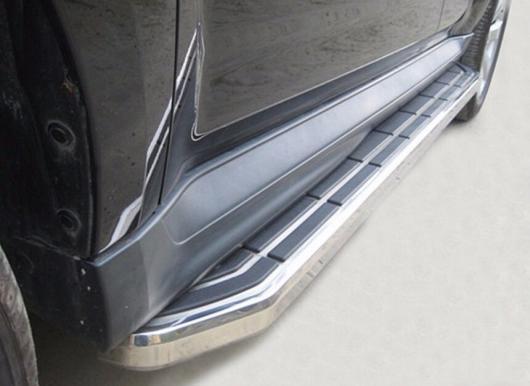 AL 車用メッキパーツ スタイルフィット 三菱 RVR ASX アウトランダースポーツ2010-2014 2015 2016 2017 ランニングボード ナーフ バー サイドステップ AL-AA-5911
