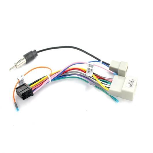 AL 車用ケーブル C106 カーラジオ ISO ケーブル 選べる3バリエーション ISO for VW 40 Pin/ISO for VW 36 Pin/ISO for VW 52 Pin AL-AA-7352