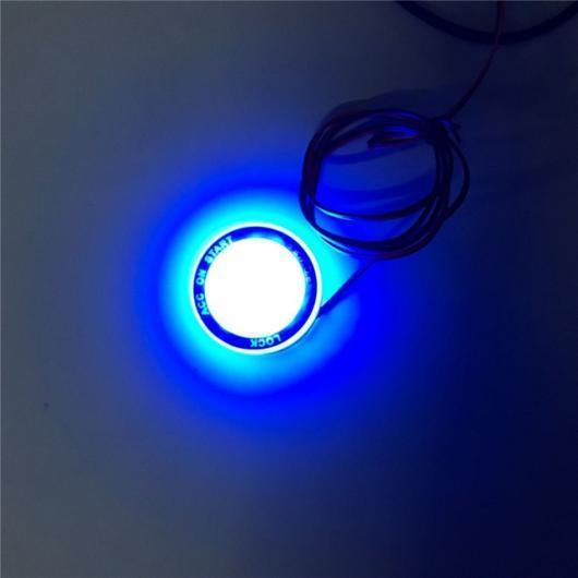 AL カースタイリング LED 大気補正WG灯 LED インテリアライト開始ロック LED フォードレンジャーT6 T7いすゞDMAX D-MAX 2010-2018 ブルー 3800Lm AL-AA-7208