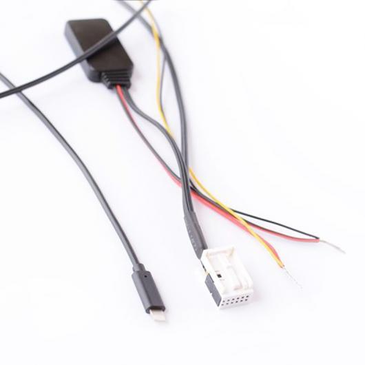 送料無料! AL カー オーディオ Bluetooth モジュール AUX IN ライン BMW E60 04-10 E63 E64 E61 iPhone 7 8 X AL-AA-7218