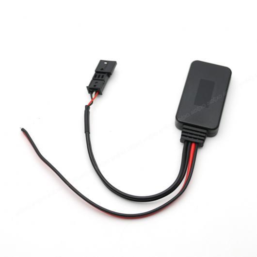送料無料! AL カー Bluetooth モジュール AUX 受信機 アダプタ 3ピン ケーブル BMW BM54 E53 E39 E46 X5 CD ラジオ ワイヤレス オーディオ 入力 AL-AA-7284