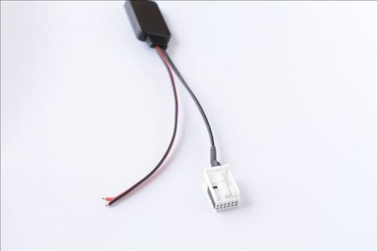送料無料! AL ワイヤレス Bluetooth アダプタ MP3 オーディオ レシーバー BMW E60 E63 E64 E65 E66 E81 E82 E87 E70 E90 E91 E92 AL-AA-7293