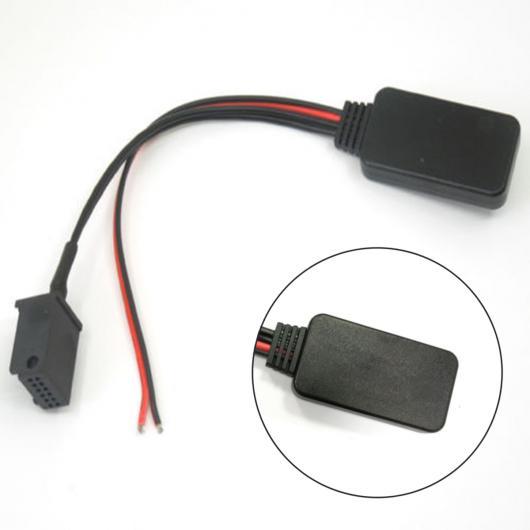 AL Bluetooth アダプタ AUX オーディオ ケーブル BMW ミニ クーパー S ラジオブースト CD R53 R50 スピーカー ラインサブウーファー ケーブル AL-AA-7312