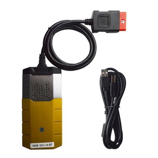 AL 自動車診断機 TCS CDPプログリーンダブルボード診断ツールBDII OBD2スキャナー診断ツール Bluetooth J21CZQ309100 選べる2バリエーション With bluetooth/Without bluetooth AL-AA-7440