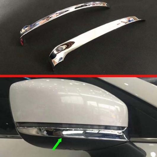 AL 車用メッキパーツ マツダ CX-8 CX8 2018 2019 ABS クローム サイドミラートリム AL-AA-8019