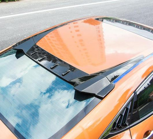 AL リアウインド ルーフスポイラー リップ バイザー R スタイル ABS 樹脂 テールウィング シビック 10th 4ドアセダン 2016-2018 選べる2カラー カラー1,カラー2 AL-AA-8043