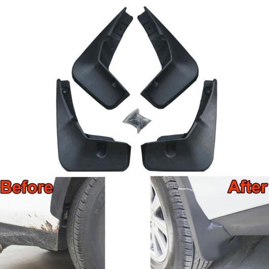 AL 4ピース セットプラスチック フェンダー マッドガード 泥除け NX300H NX200T 2015 2016 AL-AA-8799