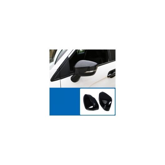 AL カバー シェル エッジ ガード カバー 外装 装飾 三菱 エクリプスクロス 2018 2019 carbon fiber 2pcs AL-AA-9289