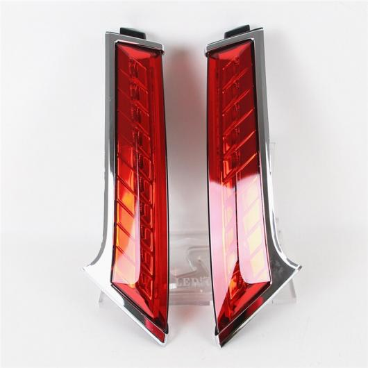 AL LED リア バンパー テール ライト ブレーキ 光リフレクター 日産 エクストレイル X トレイル 2014 2015 2016 2017 2018 2019 AL-BB-0391