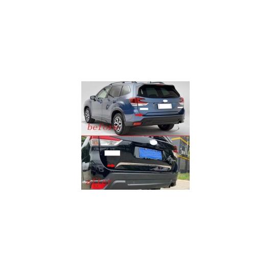 AL スバル フォレスター SK 2018 2019 デコレーション ステンレス スチール テール ゲート リア トランク ベゼル AL-BB-0543