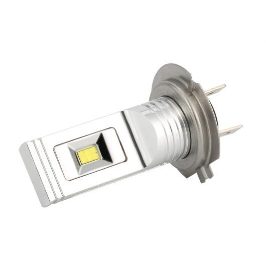 AL 2ピース H7 LED フォグライト 120ワット 12 投光器 6500K デイタイムランニングライト 駆動 バルブ CAN-BUS エラーフリーホワイト 24 ボルト AL-BB-1459