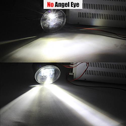 AL インフィニティ EX EX25 EX35 EX37 4000LM LED バルブ H11 フォグ ランプ キット DRL 12V 2008 2009 2010 2011 2012 2013 No Angel Eye AL-BB-1707