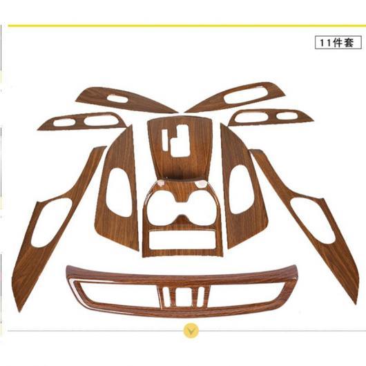 AL ABS 桃木目 日産 エクストレイル X-trail T32 ローグ 2014-2019 ダッシュボード 選べる2バリエーション Option D・Option E AL-BB-1777
