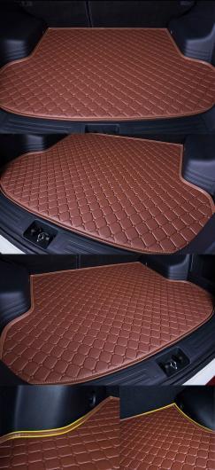 AL トランク マット トヨタ カムリ 防水 耐久性 貨物ラグカーペット 選べる3カラー ブラック~ブラック×レッド AL-BB-2093