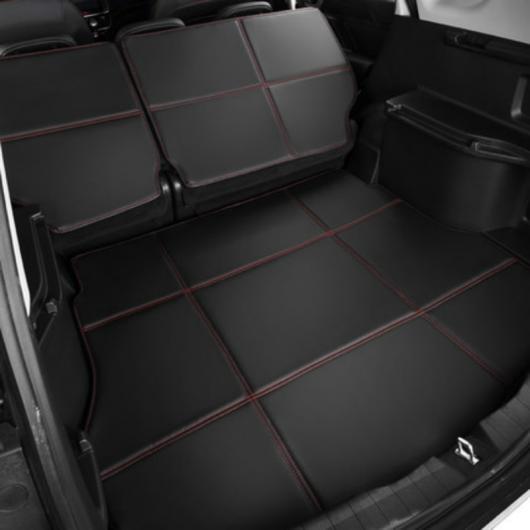 AL 防水 ブーツ + 後部 シート カーペット 耐久性 トランク マット トヨタ クラウン プラド RAV4 カローラ FJ クルーザー 選べる3カラー ブラック~ブラック×ベージュ AL-BB-2170